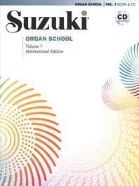 Suzuki Organ School, Vol 7