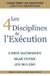 Les 4 Disciplines de Laexacution