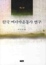 한국 메시아운동사 연구. 2