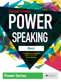 Power Speaking(Basic)(Teacher s Edition)(파워 스피킹 베이직)