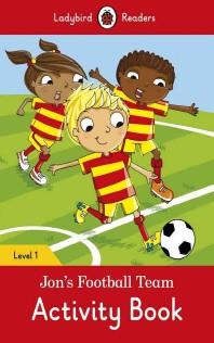 Jon's Football Team(Activity Book)
