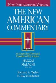 Haggai, Malachi, Volume 21