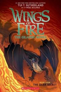 The Dark Secret (Wings of Fire Graphic Novel #4)