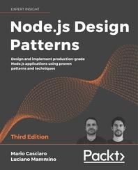 Node.js Design Patterns Third Edition