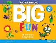 Big Fun 2  Workbook w/ Audio CD