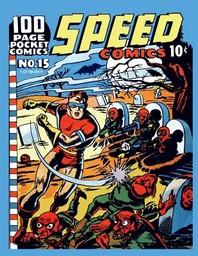 Speed Comics #15