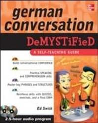 German Conversation Demystified [With 2 CDs]