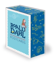 Roald Dahl 100 Phizz-Whizzing Postcards