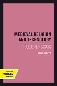 Medieval Religion and Technology