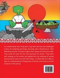 The Stuttering Budo Frog, Volume 5
