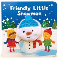 Friendly Little Snowman