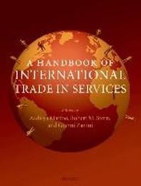 A Handbook of International Trade in Services