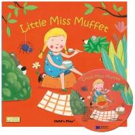 [노부영 마더구스 세이펜]Little Miss Muffet