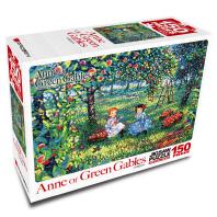 빨강머리 앤 직소퍼즐 150pcs: 사과밭에서(인터넷전용상품)
