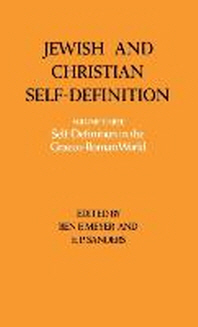 Jewish and Christian Self-Definition