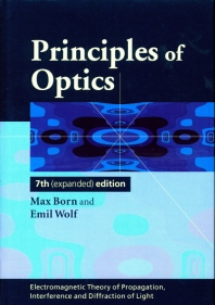 Principles of Optics, 7/E
