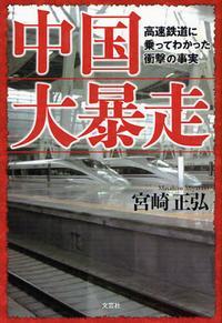 中國大暴走 高速鐵道に乘ってわかった衝擊の事實