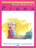 Alfred's Basic Piano Course Recital Book, Bk 4