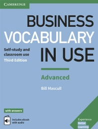Business Vocabulary in Use : Advanced
