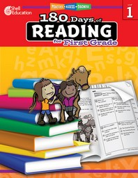 180 Days of Reading for First Grade (Grade 1)