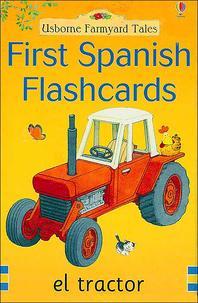 First Spanish Flashcards