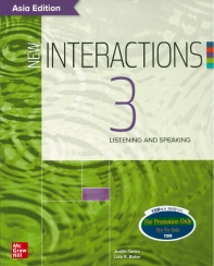 New Interactions Listening & Speaking. 3 (Asia Edition)