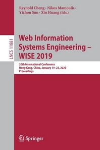 Web Information Systems Engineering - Wise 2019