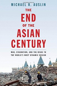 The End of the Asian Century