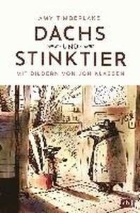 Dachs und Stinktier