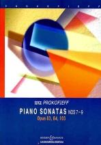 프로코피에프 피아노 소나타 제7번-제9번