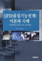 QFD(품질기능전개) 이론과 사례