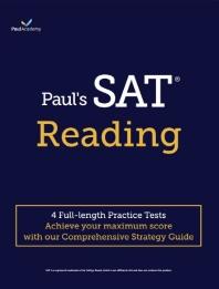 Paul's SAT Reading