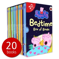 Peppa's Bedtime Box of Books
