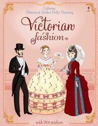 Histo Sticker Dolly Dres Victori Fash