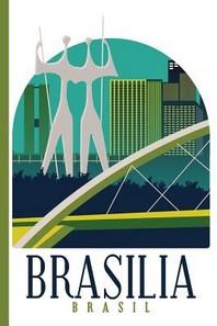 Cityscape - Brasilia Brasil - Brazil