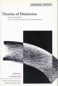 Theories of Distinction