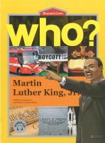 MARTIN LUTHER KING JR(마틴 루터 킹)(영문판)