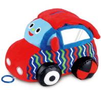 꿈꾸는 자동차 아기헝겊책