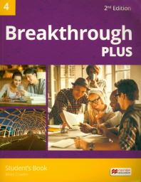 Breakthrough Plus. 4(Student's Book)