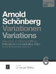 Arnold Schoenberg - Variationen op. 31