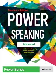 Power Speaking Advanced(Teacher s Edition)(파워 스피킹 어드밴스드)