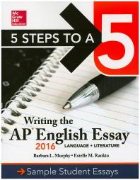 Writing the AP English Essay(2016)