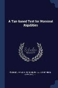 A Tax-Based Test for Nominal Rigidities