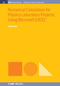 Numerical Calculation for Physics Laboratory Projects Using Microsoft Excel(r)