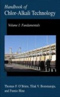 Handbook of Chlor-Alkali Technology