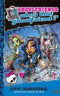 Monster High Whos That Ghoulfriend