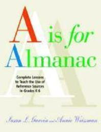 A is for Almanac