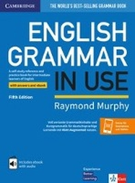 English Grammar in Use Book with Answers and eBook and Augmented App Klett Edition