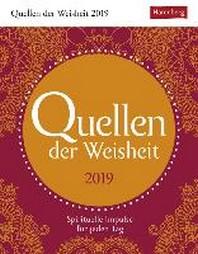 Quellen der Weisheit - Kalender 2019