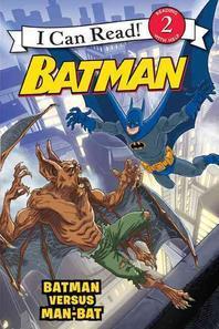 Batman Versus Man-Bat